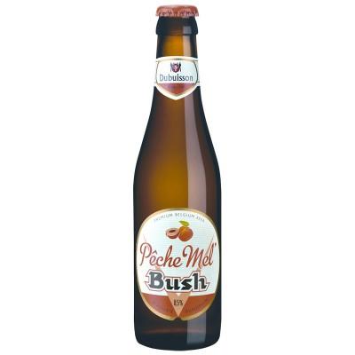 La Pêche Mel'Bush Bière - Saveur pêche