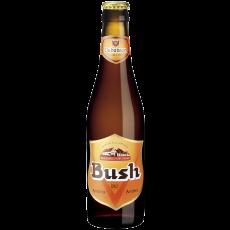 Bière Bush Ambrée (12° - 33cl)