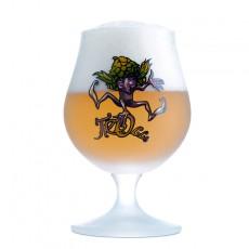 Verre cuvée des trolls 50cl - effet Givré - bière blonde
